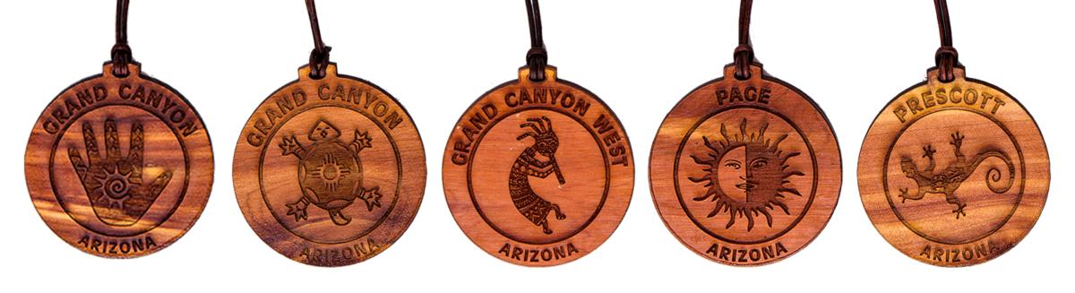 Arizona Ornament Set 1